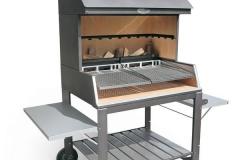 barbecue Gastone, Palazzetti